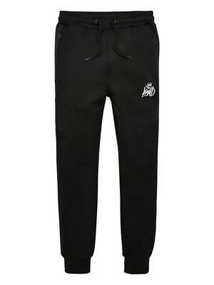 Kings Will Dream Kids Yedd Poly Joggers KWD Junior Tracksuit Bottoms Pants Gym