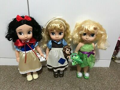 Disney Princess Dolls bundle