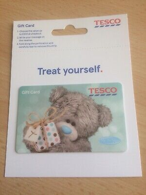 Tesco Gift Card New 20 pounds