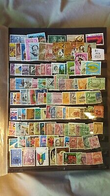 British Commonwealth Sorter Mix Attractive Selection  Of Used Stamps (Bc002)