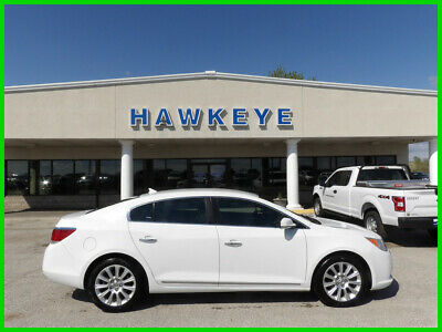 2013 Buick Lacrosse Leather 2013 Leather Used 3.6L V6 24V Automatic FWD Sedan OnStar