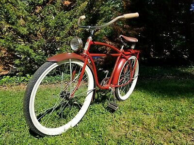 """1950s Roadmaster 26"""" Bicycle. Great Rider To Enjoy And Spark Conversation!"""