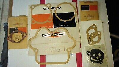 Harley  Aermacchi Sprint Top Gasket Set 16767-67