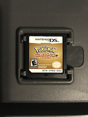 Pokemon: HeartGold Version Cartridge Only (Nintendo DS, 2010)