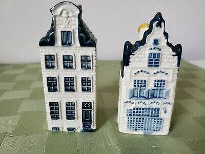 KLM DELFT HOUSES (2) #20 and #58