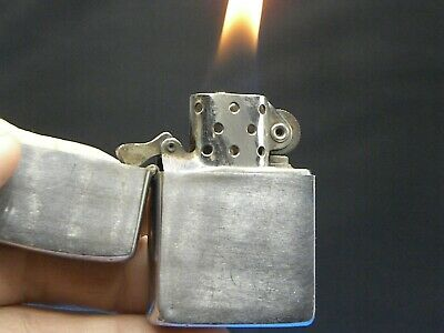 Zippo 1959 - All Original - Fully Functional - 61 Years Old!  Very Hard To Find!