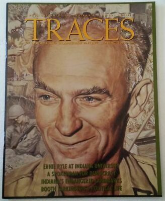 Traces of Indiana and Midwestern History – 2000 - Ernie Pyle - Tarkington ~3126