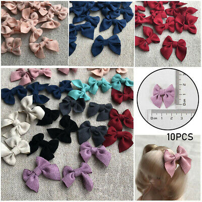 Accessories DIY Hair Clip Doll Bow Decoration Leather Headwear Headclip