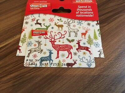 One4All Gift Cards - Load and Spend In 1000s Places