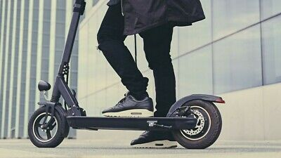 Electric Scooter Website Business