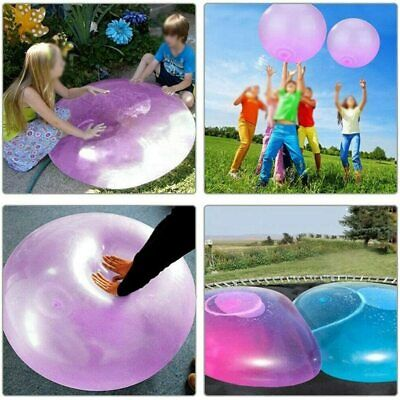 70cm Inflatable Wubble Bubble Ball Soft Stretch Large Outdoor Water Balloons