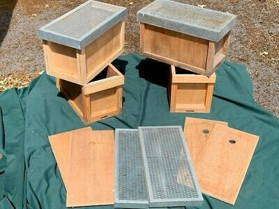 National Nucleus, Mating, Swarm, travelling Box (used In good condition).
