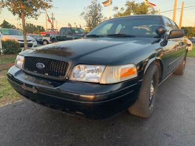 2008 Ford Crown Victoria Police Interceptor 4dr Sedan (3.27 Axle) 2008 Ford Crown Victoria Police Interceptor 1 Owner Florida Owned Run Great L@@K