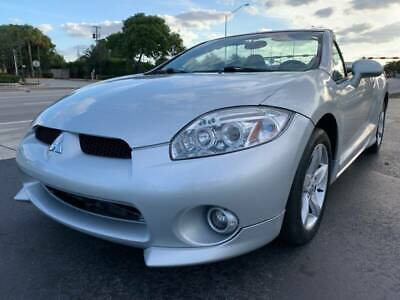 2007 Mitsubishi Eclipse GS 2dr Convertible (2.4L I4 4A) 2007 Mitsubishi Eclipse Spyder GS 2dr Convertible Florida Owned Drives Awesome
