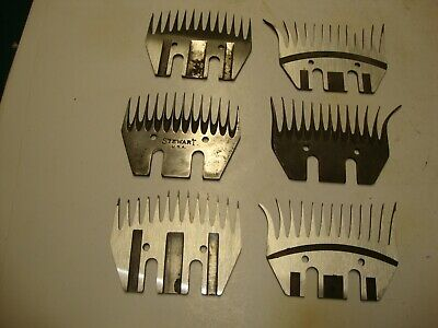 3 Inch  --13 Tooth Sheep Shearing Combs