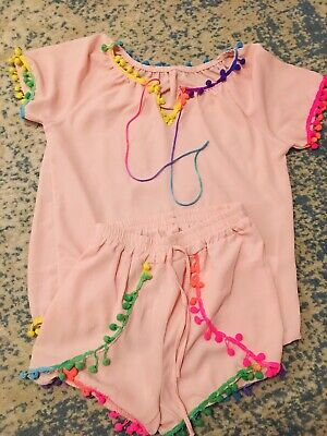 Girls Summer Outfit Set Age 8 Years  Next Day Post