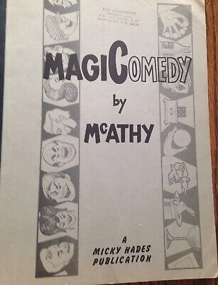 MAGICOMEDY By McATHY