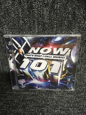 Now Thats What I Call Music 101 2CD Set Various Artists NEW & Sealed. Freepost