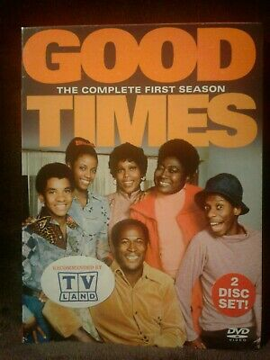 Good Times The Complete First Season 1 (DVD) NEW Sealed Dvd Free shipping!!