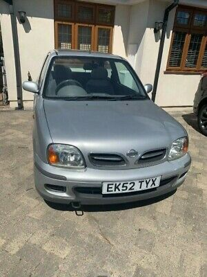 Nissan micra1.0 automatic