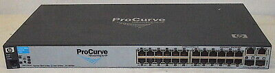 HP ProCurve 2610 24-Port Switch J9085A *Used*