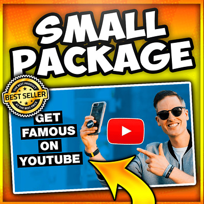 YouTube Channel Promotion - Video Traffic w/ USA Engagement (SMALL PACKAGE)
