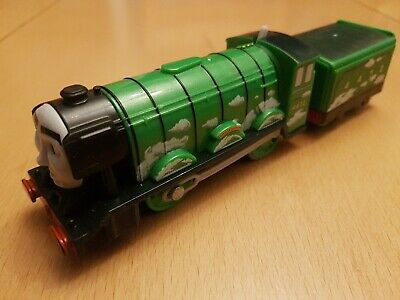 Thomas trackmaster Thomas the tank engine motorised Flying Scotsman see descrip