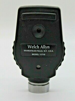 Welch Allyn 11710 Standard Ophthalmoscope Head, FREE SHIPPING