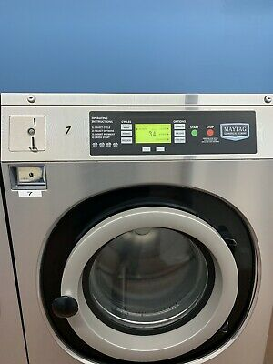 maytag commercial washer