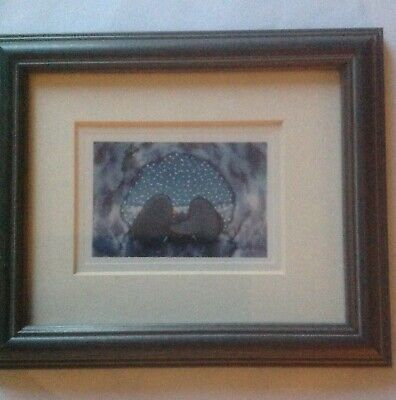framed prints, Penquin Family