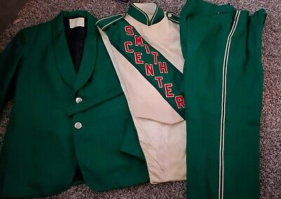 Stanbury & Co. High School Marching Band Outfit Smith Center KS 1970's Vintage