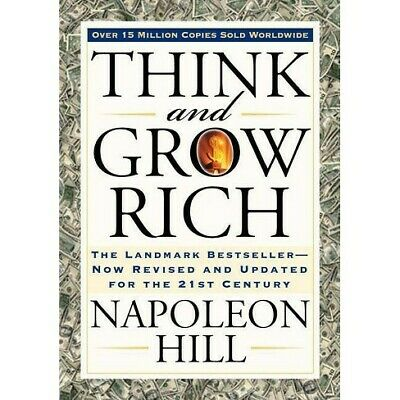 Think and Grow Rich Landmark Bestseller Now (E-BOK)