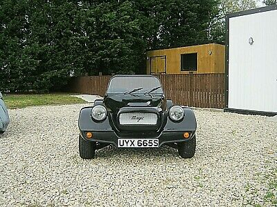 Alloy bodied MG Re-creation by T&J 1.3 Reg 1996 full service history.