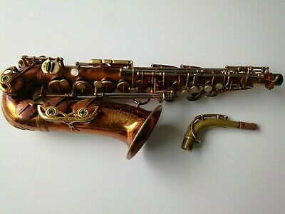 1937 Selmer Balanced Action Alto Saxophone Serviced