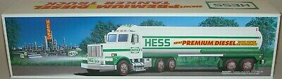 Amerada Hess Premium Diesel Truck Nice Mint In Box Rare Limited Production