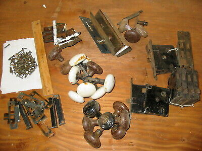Vintage Knobs And Latches For Houses , Door Hardware