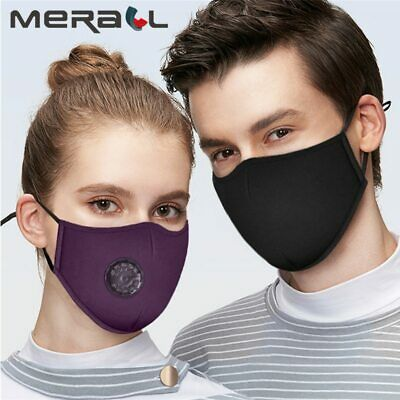 SALE ! PM2.5 Face Cover Anti Dust, Smog, Pollution +10 Activated carbon Filters