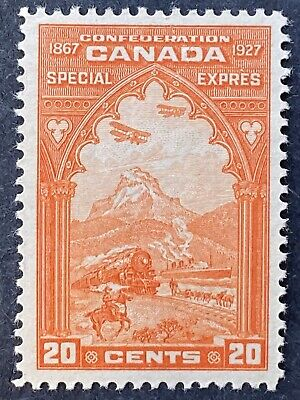Canada Special Delivery Stamps #E3, Mint OG LH