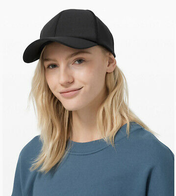 LULULEMON Black Baller Hat One Size NEW w/Tags | RETAIL $38