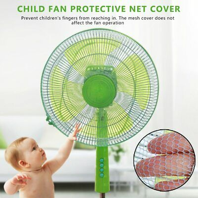 Electric Fan Covers for Baby Kids Finger Protector Safety Mesh Nets Cover Fan