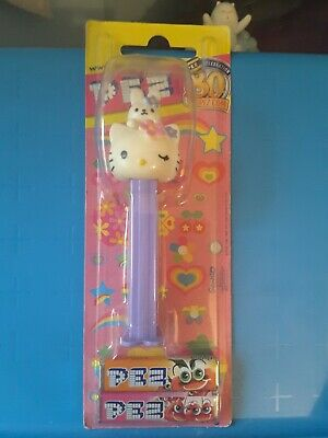 Pez BNIB Hello Kitty 80th celebration