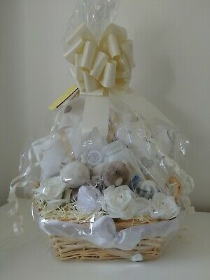 Newborn Baby Unisex Gift Basket Hamper Shower Essentials Maternity Towel Toys
