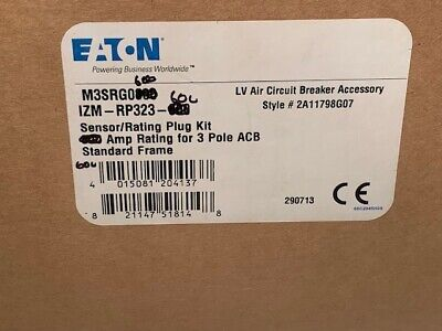 "Eaton Cutler-Hammer Current Transformer M3SRG0600  ""NEW'"