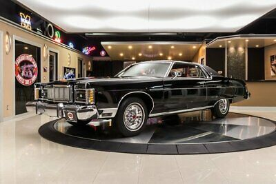 1978 Mercury Marquis  One Family Owned, 29k Original Miles, 400ci V8, Automatic, PS, PB, A/C, Loaded