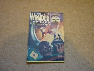Thrilling Wonder Stories 1950s