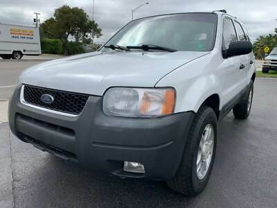 2004 Ford Escape XLT 4dr SUV 2004 Ford Escape XLT 4dr SUV Florida Owned Drives Awesome Cold A/C Reliable SUV