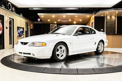 1995 Ford Mustang SVT Cobra VT Cobra! Only 2,273 Actual Miles! 5.0L V8, 5-Speed, Documented, Time Capsule!
