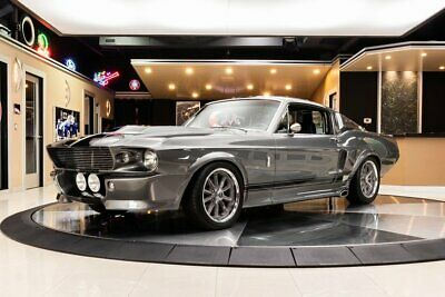 1967 Ford Mustang Fastback Eleanor Eleanor Mustang! Ford 428ci Cobra Jet V8, Toploader 4-Speed, PS, PB, Disc, A/C