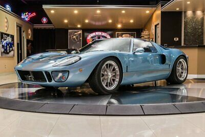 1965 Ford GT40 Active Power Cars GT40 by Active Power Cars! Ford 5.0L Coyote V8, 6-Speed Manual, Custom Chassis