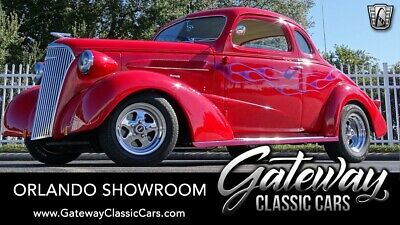 1937 Chevrolet Other  Red 1937 Chevrolet Coupe Coupe 350 CID V8 3 Speed Automatic Available Now!